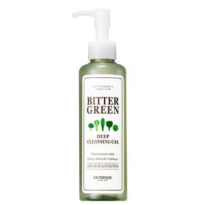 SKINFOOD Bitter Green Deep Cleansing Gel