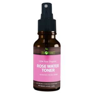 Sky Organic Rose Water Toner Review