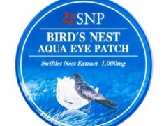 SNP Bird`s Nest Aqua Eye Patch Review