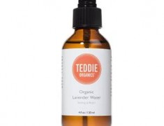 Teddie Organics Lavender Spray toner Review