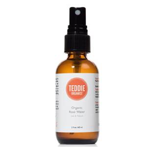 Teddie Rose Water Facial Toner Review