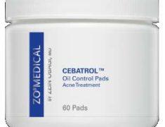 ZO Medical Cebatrol Oil Control Pads Review