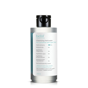 Belif Cleansing Herb Water