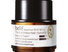 BELIF The True Tincture Mask – Chamomile Review