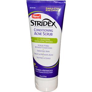 Stridex Conditioning Acne Scrub