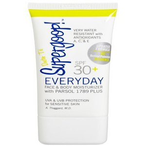 Dr. T's Supergoop! Everyday UV Lotion