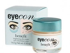 BENEFIT COSMETICS EYECON EYE CREAM CONCEALER REVIEW