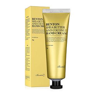 Benton Shea Butter and Coconut Hand Cream