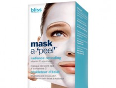 Bliss Mask A-'Peel' Radiance Revealing Rubberising Mask Review