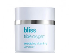 Bliss Triple Oxygen Energizing Vitamin C Day Cream Review