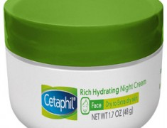 Cetaphil Rich Hydrating Night Cream With Hyaluronic Acid Review