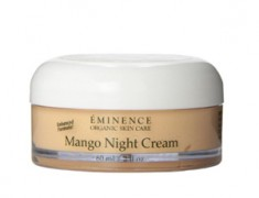 EMINENCE ORGANIC SKIN CARE MANGO NIGHT CREAM REVIEW