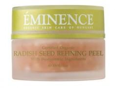 Eminence Organic Radish Seed Refining Peel Review