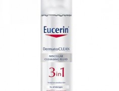 Eucerin Dermatoclean 3 In 1 Micellar Cleansing Fluid Review