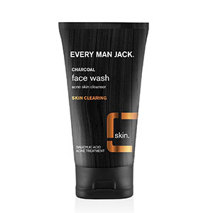 Every Man Jack Face Charcoal Wash