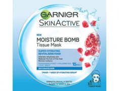 Garnier Skinactive Moisture Bomb Mask Review