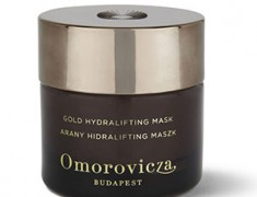 OMOROVICZA GOLD HYDRALIFTING MASK REVIEW