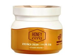 HONEY CERA EYE PACK CREAM REVIEW
