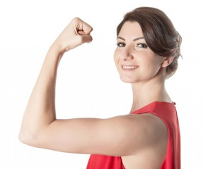How To Get Rid Of Flabby Arms And Bat Wings: Exercises And Tips