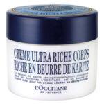 L'Occitane Shea Butter Ultra Rich Body Cream Review