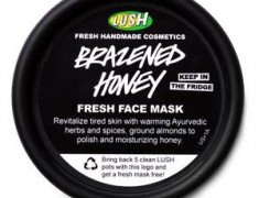 LUSH Brazened Honey Review
