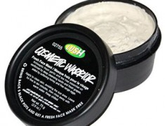 Lush Cosmetic Warrior Review