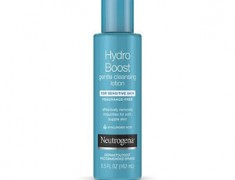 Neutrogena Hydro Boost Gentle Cleansing Lotion Review