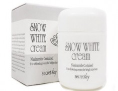 Secret Key Snow White Cream Review
