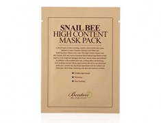 Snail Bee High Content Mask Pack Review