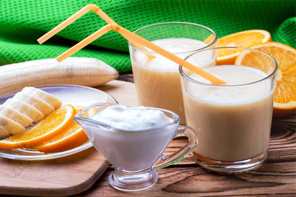 sunrise protein shake