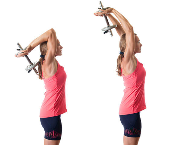 Triceps extension