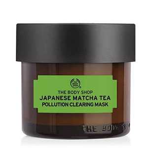 Body Shop Matcha Tea Mask