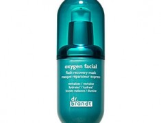 Dr. Brandt Skincare Oxygen Facial Flash Recovery Mask Review
