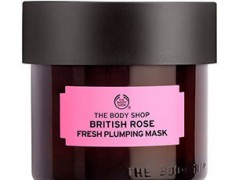 THE BODY SHOP ROSE FRESH PLUMPING MASK REVIEW