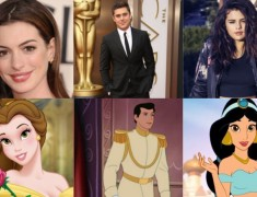 Disney Look Alikes: 15 Celebs Who Look Like Disney Characters [Photos]