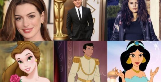 Disney Look Alikes: 15 Celebs Who Look Like Disney Characters [Photos]