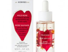 Korres Vitamin C Active Brightening Oil Review