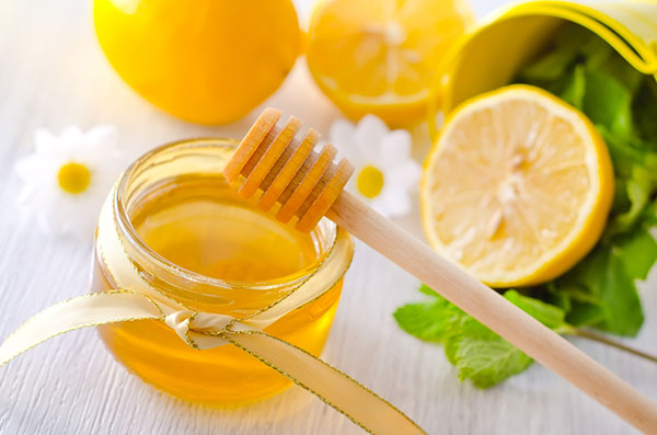 lemon and honey to stop hiccups