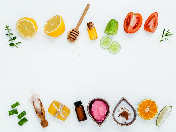 Natural IngredientsFor Skin Care Routine