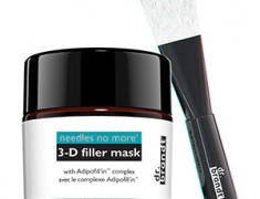 Dr Brandt Needles No More 3-D Volumizing Mask Review