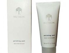 Nu Skin Polishing Peel Skin Refinisher Review