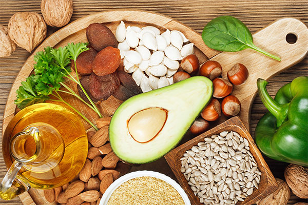 vitamin e and what are its sources