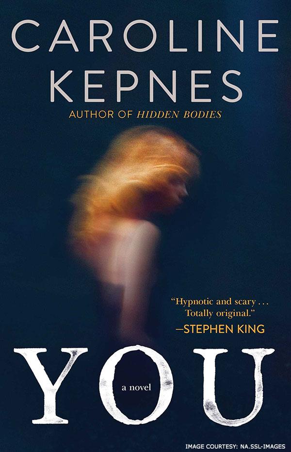 you a book written by Caroline Kepnes