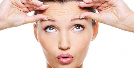Wave Goodbye To Forehead-Wrinkles: Here's How To Tackle Them