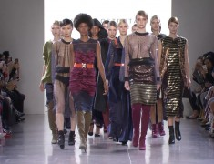 NYFW: The Genius of Marcel Ostertag Lies in the Unexpected