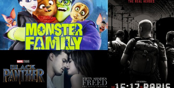 Movies In February 2018: Which Will Be Your Most Favorite?