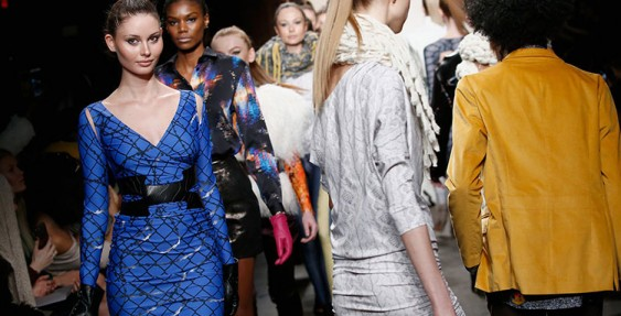 Check Out New York Fashion Week Day One [The Hottest Trends]